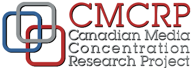 Canadian Media Concentration Research Project Logo